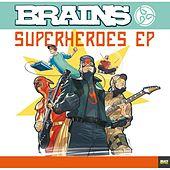 Superheroes EP by The Brains