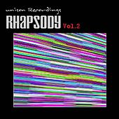 Rapshody Vol.2. by Various Artists