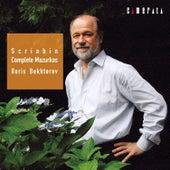 Scriabin: Complete Mazurkas by Boris Bekhterev