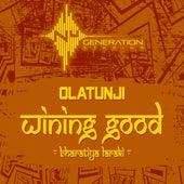 Wining Good (Bharati Laraki) by Olatunji