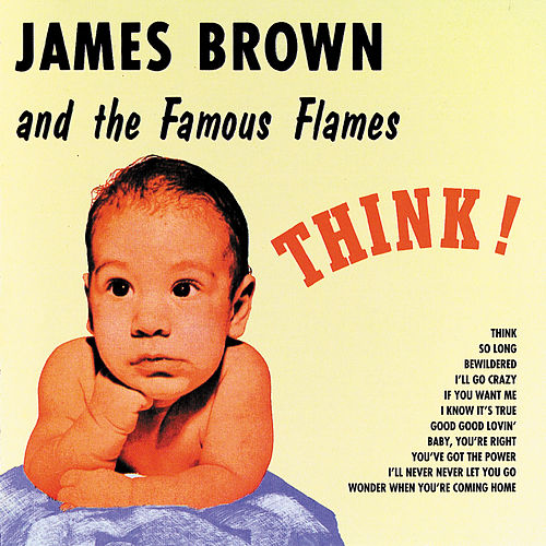 Think! by James Brown