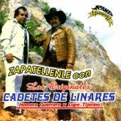 Zapatellenle Con by Los Originales Cadetes De Linares Homero Guerrero Y Lupe Tijerina