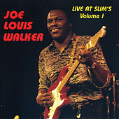 Live At Slims: Volume 1 by Joe Louis Walker