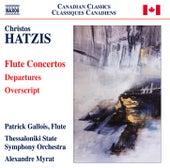 Hatzis: Departures - Overscript von Patrick Gallois