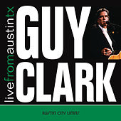 Live From Austin, TX by Guy Clark