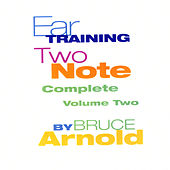 Ear Training Two Note Beginning Level Volume Two by Muse Eek Publishing