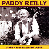 At The National Stadium Dublin by Paddy Reilly