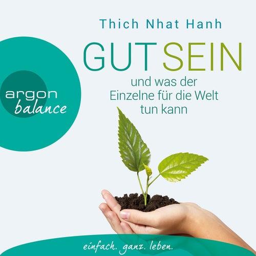 Gut sein und was der Einzelne für die Welt tun kann (Gekürzte Fassung) by Thich Nhat Hanh