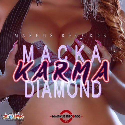 Karma - Single by Macka Diamond