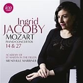 Mozart: Piano Concertos Nos. 14 & 27 by Ingrid Jacoby