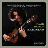 Bach & Paganini: Il Diabolico by David Dyakov