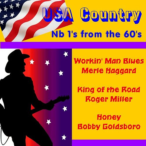 USA Country No.1's from the 60's by Various Artists