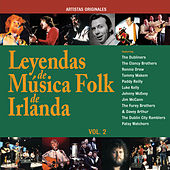 Leyendas de Música Folk de Irlanda, Vol. 2 by Various Artists