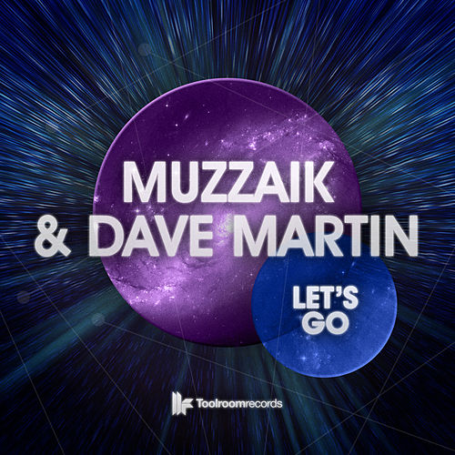 Let's Go by Dave Martin