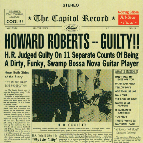 Guilty by Howard Roberts