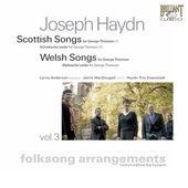 Haydn: Folksong Arrangements, Vol. 3 by Jamie MacDougall Lorna Anderson