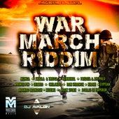 War March Riddim by Various Artists