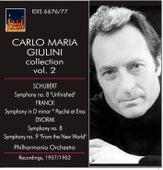 Carlo Maria Giulini Collection, Vol. 2 by Philharmonia Orchestra
