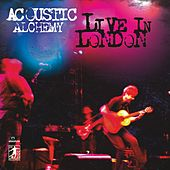 Live in London by Acoustic Alchemy