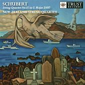 Schubert: String Quartet No. 15 in G Major, D. 887 by New Zealand String Quartet
