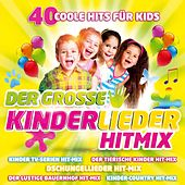 Der große Kinderlieder Hitmix - 40 coole Hits für Kids by Various Artists