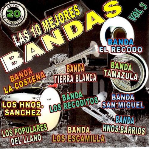 20 Exitos de las 10 Mejores Bandas, Vol. 3 by Various Artists
