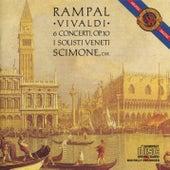 Vivaldi: Flute Concertos, Op. 10 by Claudio Scimone; I Solisti Veneti; Jean-Pierre Rampal