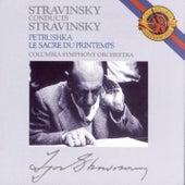 Stravinsky:  Petroushka (Original 1911 Version) & The Rite of Spring (Le Sacre du Printemps) by Columbia Symphony Orchestra