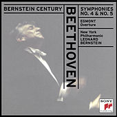 Beethoven: Symphonies Nos. 4 & 5; Egmont Overture by Leonard Bernstein