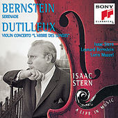 Bernstein/Dutilleux:  Violin Concertos by Various Artists
