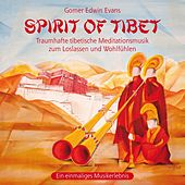 Spirit of Tibet: Wonderful Music For Meditation by Gomer Edwin Evans