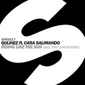 Rising Like The Sun (incl. Tony Junior Remix) by Qulinez