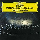 Orff: De Temporum Fine Comoedia by Various Artists