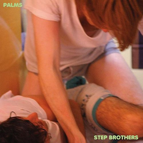 Stepbrothers by Palms