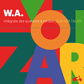 Mozart: The Complete String Quartets by Talich Quartet