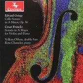 Grieg: Cello Sonata, Op. 36 - Franck: Violin Sonata in A Major by Volkan Orhon
