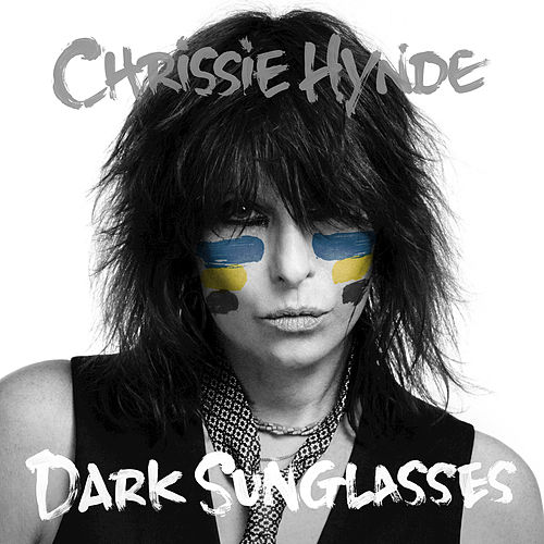 Dark Sunglasses by Chrissie Hynde