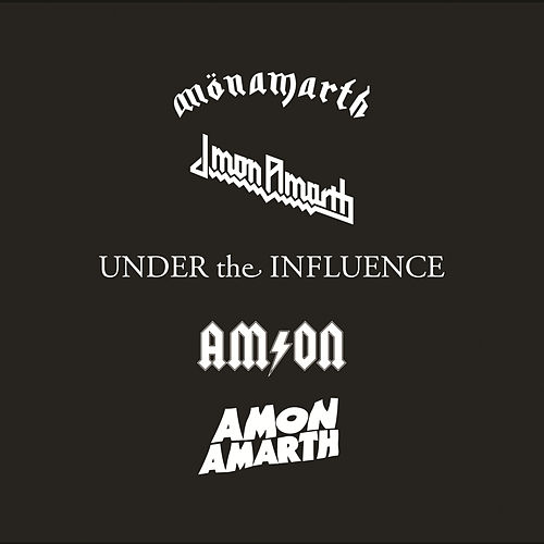 Under the Influence - EP by Amon Amarth