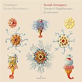 Seconde Stravaganze: Venetian & Neapolitan Music for Viol Consort by L' Amoroso