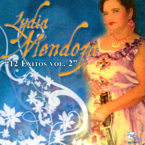 12 Exitos, Vol. 2 by Lydia Mendoza