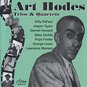 Trios & Quartets by Art Hodes