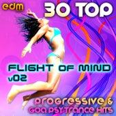 Flight Of Mind, Vol. 2 (30 Progressive & Goa Psy Trance Hits) by Various Artists