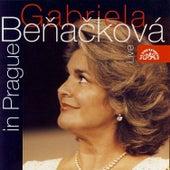 Gabriela Beňačková in Prague (Live) by Ronald Schneider