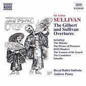 The Gilbert and Sullivan Overtures by Arthur Sullivan