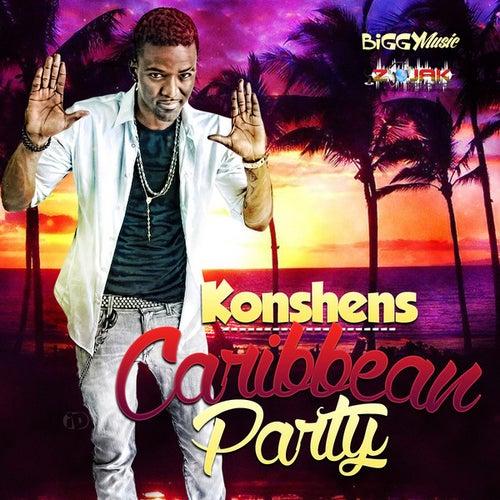 Caribbean Party - Single by Konshens