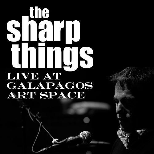 Live at Galapagos Art Space by The Sharp Things