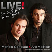 Manolo Carrasco & Ara Malikian Live! by Various Artists
