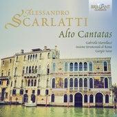 A. Scarlatti: Alto Cantatas von Various Artists