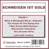 Schweigen ist Gold, Folge 3 by Various Artists