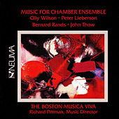 Music for Chamber Ensemble by Richard Pittman